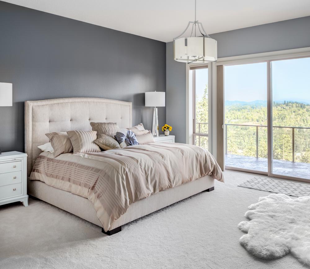 Master Bedroom Carpeting | Floor Coverings International Naples